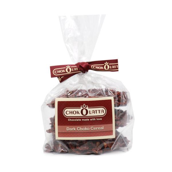 Chokolatta Dark Chocolate Covered Cereal