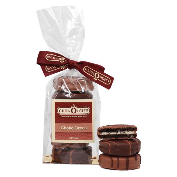 Chokolatta Chocolate Covered Oreos