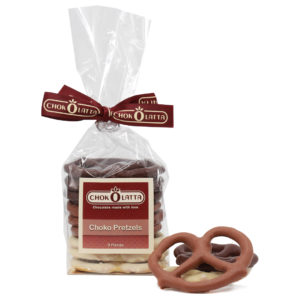 Chokolatta Chocolate Covered Pretzels