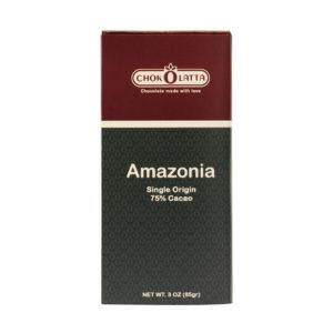 Chokolatta Chocolate Bars 75 Ecuador Amazonia