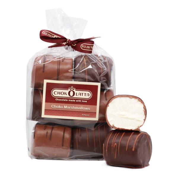 Chokolatta Chocolate Covered Marshmallows