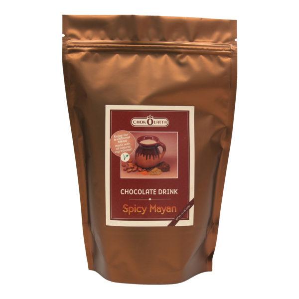 Chokolatta Cocoa Powder Spicy Mayan